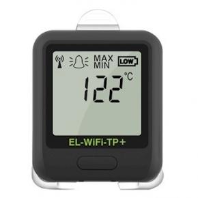 Registrador de temperatura WIFI para 1 sonda externa tipo termistor de precision . Rango: -40ºC a +125°C; . Software gratuito en inglés EL-WIFI-WIN.Incluye  termistor de 3 m.