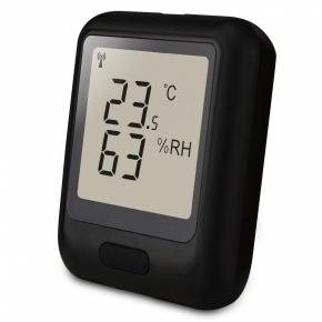 Registrador de temperatura y Humedad Relativa con sensor interno por WIFI. Rango: -20 a 60°C y 0 a 100%Hr; . Software gratuito en inglés EL-WIFI-WIN.