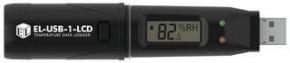 DATALOGGER USB DE TEMPERATURA CON DISPLAY. Software gratis en inglés