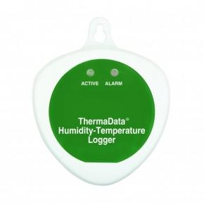 Data Logger ThermaData de temperatura y Humedad Relativa modelo HTB ciego con sensor interno de -20 a + 85ºC. Memoria: 2 x 8000 valores