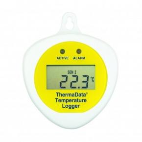 Registrador de temperatura TD ciego con sensor interno