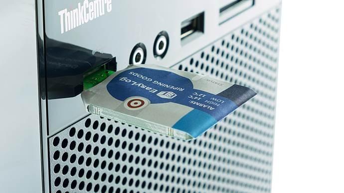 Data logger de temperatura USB desechable rango: -30ºC a +60ºC. Software gratuito en inglés